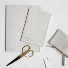 Soft Monograph A5 Notebook