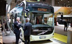 Elektrisk Volvo: Volvo introduserte sin helelektriske buss for verden i Milano. Neste uke er den i drift i Göteborg.