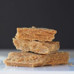 Peanut Butter Shale Candy - revised