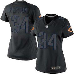 Women s Nike New York Giants Jason Pierre-Paul Elite Black Impact Jersey. Chicago  Bears Nike Jersey · Charles Tillman Nike Jersey 0f20f6ab1