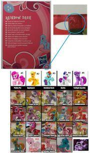 G4 Blind Bag Ponies - My Little Wiki