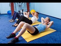 Комплекс упражнение для профилактики нарушений осанки