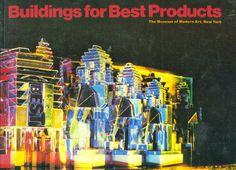 Arqueología del Futuro: BUILDINGS FOR BEST PRODUCTS. La Maravillosa historia de los almacenes norteamericanos BEST Products y la arquitectura