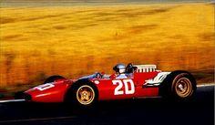 1966 Lorenzo Bandini, Ferrari 312