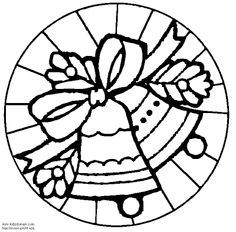 Christmas 2008-09: Christmas Coloring Pages
