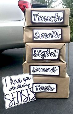 WOW, I LOVE these 5 sense gift ideas for him. I will definitely be giving a five sense gift for my boyfriends birthday or our anniversary this year! year gift ideas 5 Senses Gifts For Him That He Will Actually Find Useful 5 Senses Gift For Boyfriend, Anniversary Gift Ideas For Him Boyfriend, Cute Boyfriend Gifts, One Year Anniversary Gifts, Valentines Gifts For Boyfriend, Valentine Gifts, Birthday Ideas For Boyfriend, Boyfriend Letters, 3rd Year Anniversary Gifts For Him