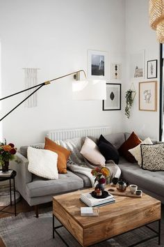 Here are the Scandinavian Living Room Design Ideas. This article about Scandinavian Living Room Design Ideas was posted under the … Living Room Inspo, Simple Living Room, Living Room Table, Living Room Scandinavian, Apartment Living, Cozy Living Rooms, Living Room Diy, Living Room Designs, Living Decor