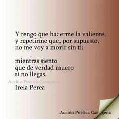 #Reflexión #Poema #Valiente #Amor