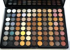 Beauty Treats Professional 88-Assorted Colors Makeup Eyeshadow Palette -Warm * Review more details @