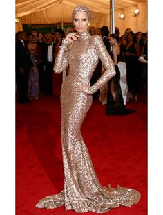 Met Gala 2012: Red Carpet Roundup - Celebrity Style and Fashion from WhoWhatWear