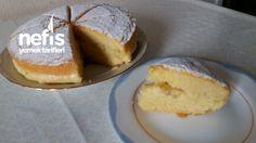 Yumuşacık Muzlu Alman Pastası ( Orjinal Tarif )
