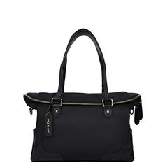 Aide de Camp Leyden  Womens Shoulder Camera Bag with Removable Insert Black >>> To view further for this item, visit the image link.