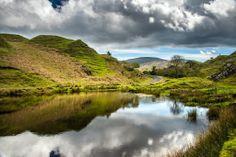 Fairy Glen magic, Isle of Skye.