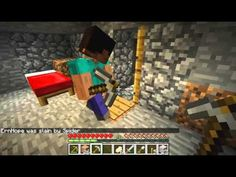 Minecraft Survival - The Cave - Part 1 - http://prepping.fivedollararmy.com/uncategorized/minecraft-survival-the-cave-part-1/