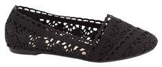 Balerini - Balerini negri de dama F5715-1N - Zibra Wedges, Shoes, Fashion, Moda, Zapatos, Shoes Outlet, Fashion Styles, Shoe, Footwear
