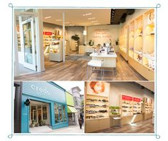 Store and Spa | Credo Beauty