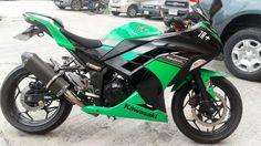 Kawasaki Ninja 250 ปี 2013