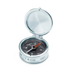 Tiffany 1837® compass in sterling silver. | Tiffany & Co.