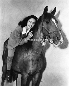 Google Image Result for Liz Taylor http://hollywoodhistoricphotos.ipower.com/hhpstore/images- /Liz%2520Taylor%2520on%2520her%2520horse%2520at%2520MGM%2520Studios%2520copy.jpg