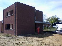 Nieuwbouwwoning V - K | Architectenbureau Houtmeyers
