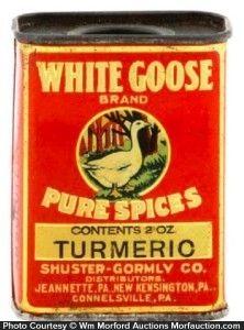 White Goose Spice