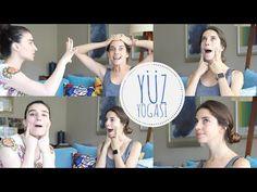 YÜZ YOGASI | Her Yaşta Genç Kalmak için Evde 10 dakikada | Zeynep Şensoy - YouTube