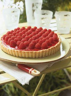Ricardo's Recipe : Raspberry and Mascarpone Tart