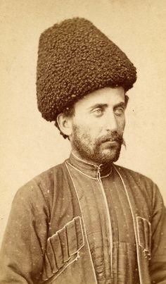 Georgian portrait, c. 1880, by SEBAH, Pascal.