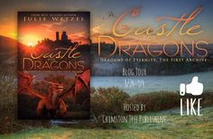 Reese's Reviews: Castle For Dragons Blog Tour