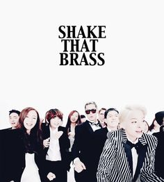 Amber solo  Shake that brass