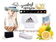 """""""Untitled #9"""" by ajla-998-742 ❤ liked on Polyvore featuring beauty, ASOS, Converse, Miss Selfridge and adidas"""