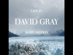 David gray - Life in slow motion Full Album 1 Alibi 2 The One I Love 3 Lately 4 Nos da Cariad 5 Slow Motion 6 From Here You Can Almo. Cd Cover, Album Covers, Gray Rock, Grey, Pandora Radio, David Gray, Cd Album, Wedding Music, My Favorite Music