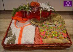 Ratios – wedding trousseau packing