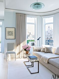 A New York City Apartment is Transformed into a Sophisticated Oasis Photos | Architectural Digest