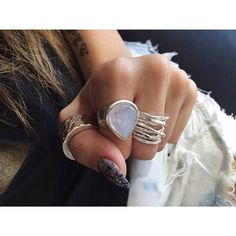 love the middle finger #ring