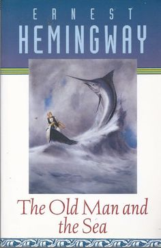 The Old Man and the Sea by Ernest Hemingway (1995, Paperback)  The Old Man and the Sea is one of Hemingway's most enduring works. Told in language of great simplicity and power, it is the story of an old Cuban fisherman, down on his luck, and his supreme ordeal -- a relentless, agonizing battle with a giant marlin far out in the Gulf Stream.   Here Hemingway recasts, in strikingly contemporary style, the classic theme of courage in the face of defeat, of personal triumph won from loss…