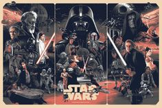 """imthenic: """" Star Wars by Grzegorz Domaradzki """""""