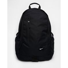 05dfab5490 Nike All Access Fullfare Backpack BA4855-001 (33 AUD) ❤ liked on Polyvore