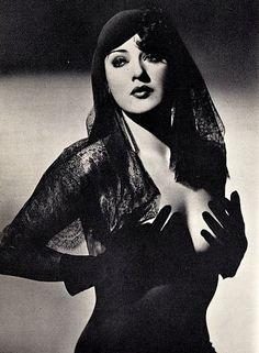Gypsy Rose Lee.