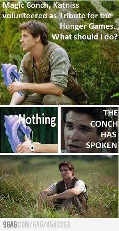 spongebob + Hunger Games= perfect