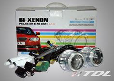 """Aliexpress.com : Buy 35w Xenon Lamp H1 H7 H4 9004 9005 9006 9007 35W G5 2.5"""" inch HID Bixenon Projector Lens headlight with CCFL Angel Eye from Reliable g5 projector len suppliers on TDL Lighting  Electronics $68.00"""