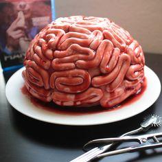 How To: Hannibal Finale Brain Cake — Sugared Nerd