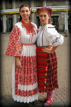 Zagreb. My parents made me take kolo classes, and dang these costumes made me sweat!