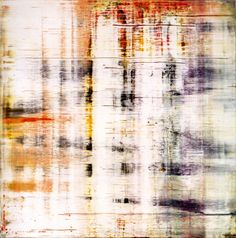 Gerhard Richter » Art » Paintings » Abstracts » Abstract Painting » 810-3