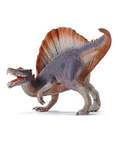 This Spinosaurus Figurine is perfect! #zulilyfinds