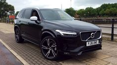 Volvo XC90 D5 R DESIGN AWD Geartronic 2.0 5dr