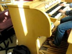 Pachelbel Canon in D String Quartet on Pipe Organ