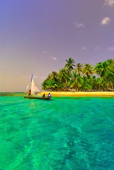 Pelican Island, San Blas Islands, Caribbean Sea, Panama