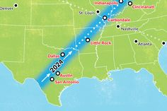 Start planning your trip now.   HERE ARE THE BEST CITIES TO SEE THE NEXT TOTAL SOLAR ECLIPSE IN 2024