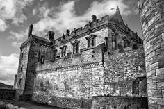 Stirling Castle by Ian McConnell on 500px
